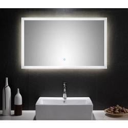 Posseik Spiegel Weiss Posseikposseik Bathroom Lighting Home