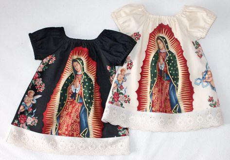 Vestido Virgen Guadalupe