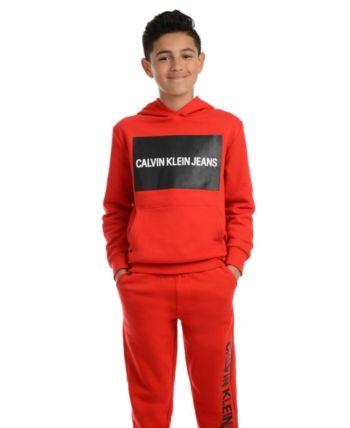Calvin Klein Jeans Boys Logo Fleece