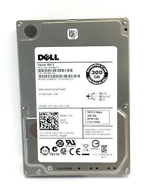 0T871K Dell 300GB 10K SAS 2.5 HD
