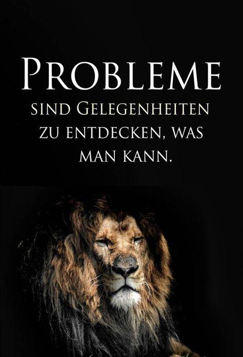Spruch - Probleme