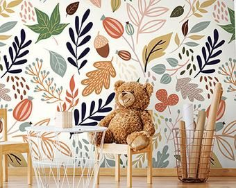 Etsy Your Place To Buy And Sell All Things Handmade Black And Blue Wallpaper Pink And Grey Wallpaper Flower Wallpaper
