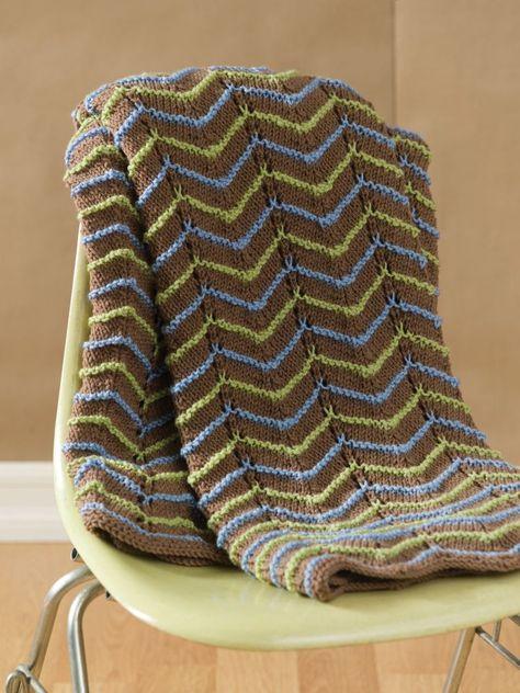 33 Free Knit Afghan Patterns Diy Crafts That I Love Pinterest