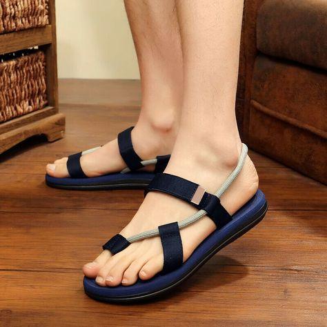 New casual summer men sandals fashion slippers leisure flip flops men/'s flats