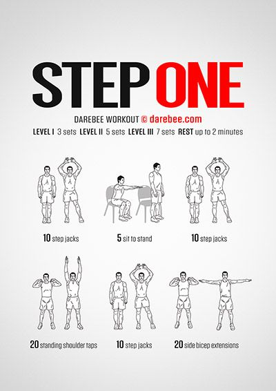 Darebee Workouts In 2020 Chest Workout Routine Full Body Workout Routine Darbee Workout