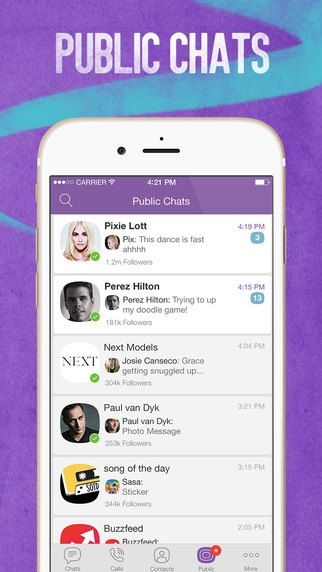 Viber | News | Iphone, Ipod touch, Ipod
