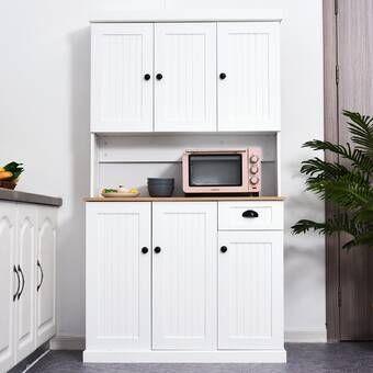 Dizon 73 Kitchen Pantry In 2020 Kitchen Cabinet Storage Freestanding Kitchen Kitchen Pantry