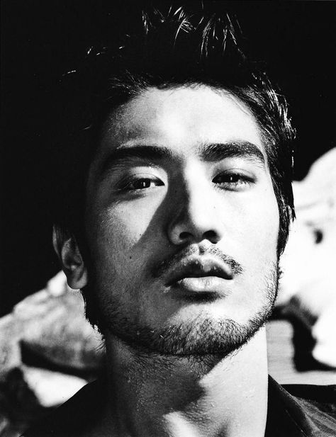 Godfrey Gao of Taiwan. Why have I never heard of him?! Just look at him