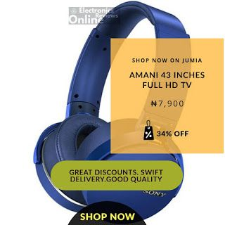 Jumia Offers Promos Discounts And Black Friday Electronics Reviews Online Usa Canada Nigeria In 2020 Black Friday Electronics Black Friday Discounted