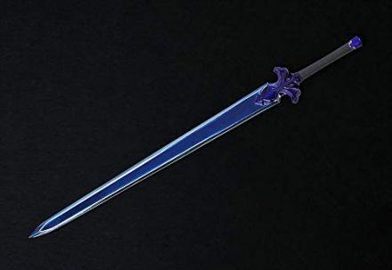 sao キリトの 夜空の剣 とユージオの 青薔薇の剣 が エターナルマスターピース シリーズに登場 amazonで予約受付中 電撃ホビーウェブ 兵器コンセプトアート 幻想的な武器 ファンタジー鎧