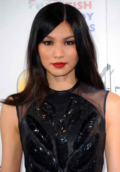 Gemma Chan ttends the British Comedy Awards at Fountain Studios on December 12, 2013 in London, England.