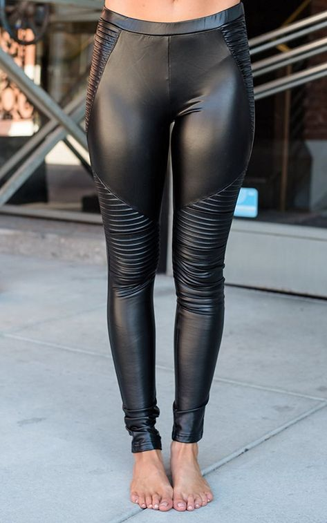 Bbalizko Womens Faux Leather Leggings Sexy Trendy High Waisted Slim Skinny Pants Trousers ** Visit the picture web link even more information. (This is an affiliate link).