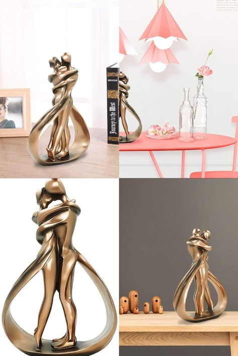 Strong and durable handcrafted resin statue