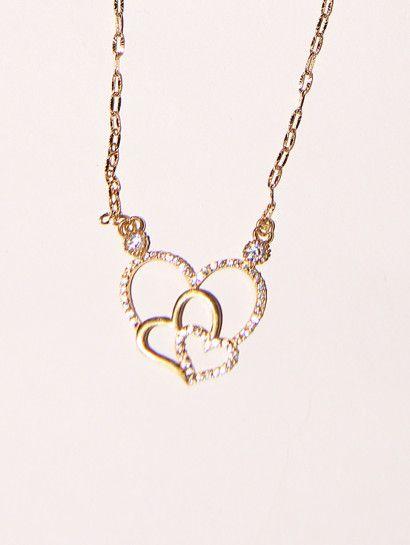 سلسله ذهب عيار 18 سلسلة ذهب عيار 18 شكل قلب به فراشة خصم 10 على المصنعية Jewelry Jewelrymaking Love Women Gold Jewelry Gold Necklace