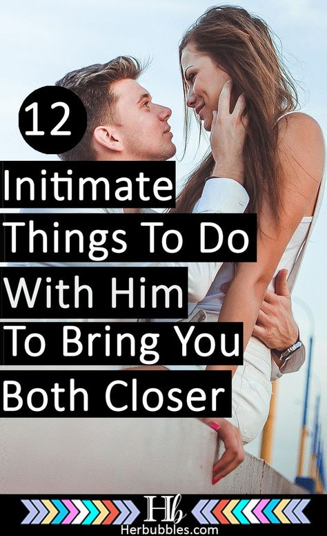 Simple Ways To Improve Intimacy With Your Partner