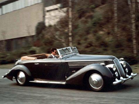 1938 Lancia Astura Bocca Pininfarina Cabriolet -