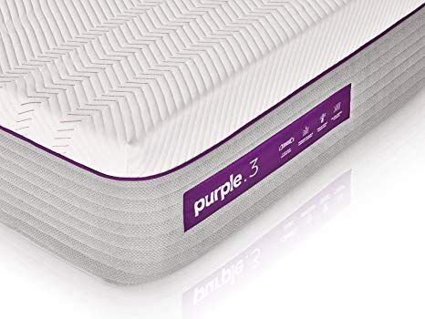 The New Purple Mattress, with Soft 3\