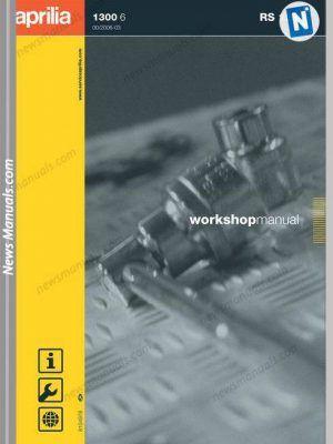 Aprilia Rs125 Repair Manual 2006 In 2020 Detroit Diesel Repair Manuals Aprilia