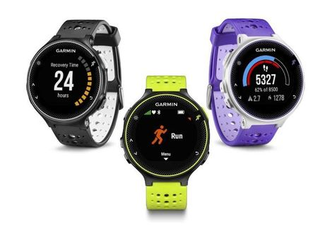 Introducing The Newest Members Of Garmin's Forerunner