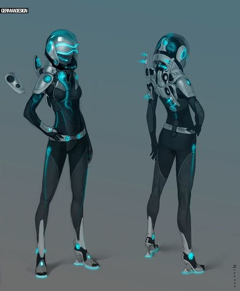 37 Ideas for concept art character design sci fi science fiction Design Set, Game Design, Costume Super Hero, Mode Cyberpunk, Cyberpunk Girl, Art Conceptual, Male Character, Character Concept Art, Concept Art World