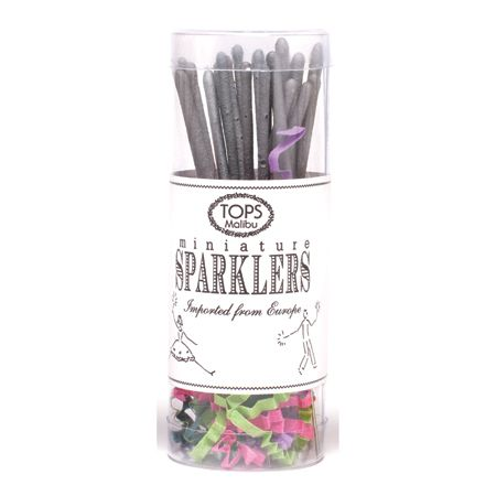 """Mini 4"""" Sparklers, Pack of 16"""