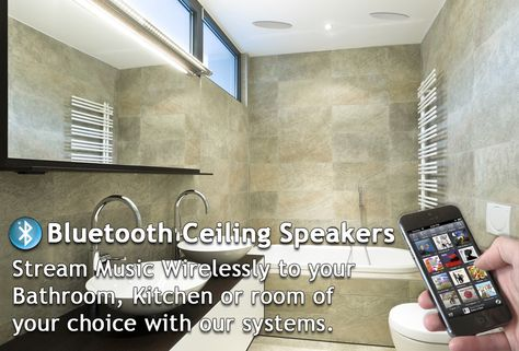 Superior Bluetooth Ceiling Speaker Systems From BuyCleverStuff #Bluetooth #Ceiling # Speaker #BuyCleverStuff | Home Décor | Pinterest | Ceiling Speakers,  Bluetooth ...