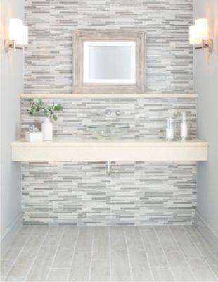 11 bathroom tile floor and decor ideas