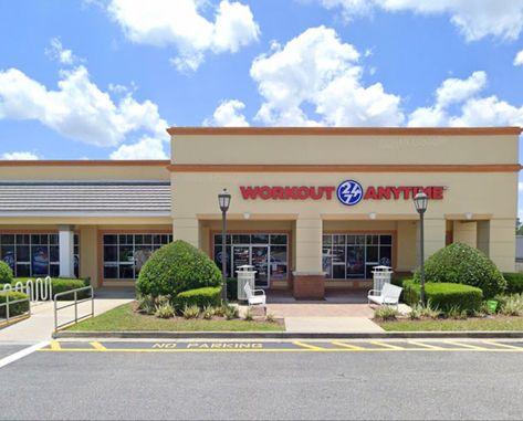 Jacksonville Oakleaf Anytime Fitness Gym Franchise Strength Training Equipment