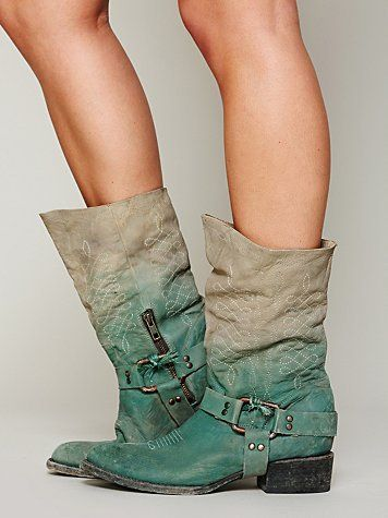 Free People Dipped Phoenix Boot | Boots, Shoes, Bootie boots