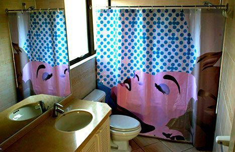 Pvc Advertising Banners Reuse Shower Curtain Photo Pvc Banner