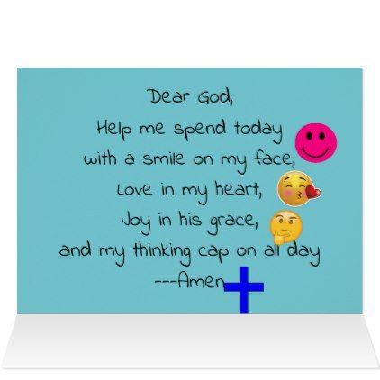 A Child's Prayer | Zazzle.com in 2021 | Prayers for children, Bedtime  prayers for kids, Childrens prayer