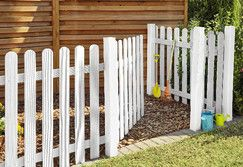 Epingle Par Lullavie Sur Projet Maison Palissade Bois Palissade Cloture Bois