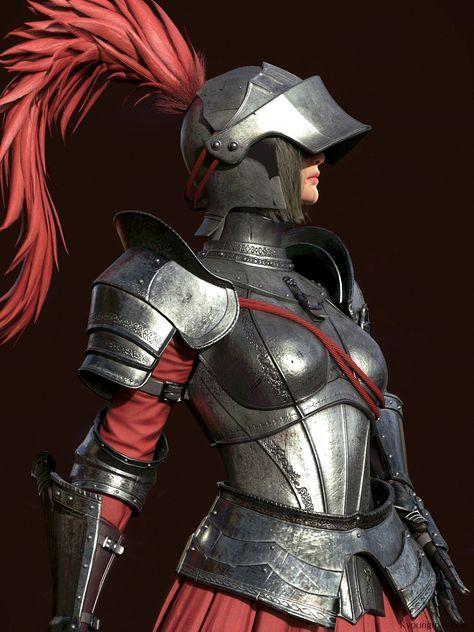 ArtStation - Knight 騎士 기사, kyoungmin lee