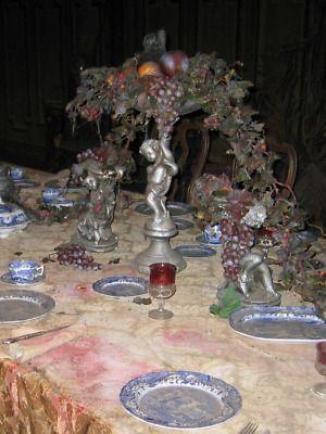 Ebay Ad Link Haunted Mansion Dining Room Table Fruit Holder Rare Antique Disne Antique Dini Fruit Holder Dining Room Table Dining Room Table Centerpieces
