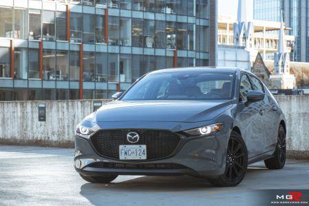 Review 2019 Mazda 3 Sport Awd Mazda 3 Gt Mazda Sedan