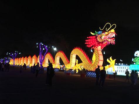 Lantern Light Festival Miami