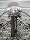 1930's Antique Ford Spare Tire Hubcap Lock Steel Bracket Vintage Car Truck Part #VintageParts