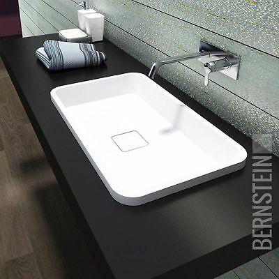Design Einbauwaschbecken Einbau Waschbecken Pb2129 Waschtisch Mineralguss Stein Ebay Einbauwaschbecken Waschbecken Badezimmer Gunstig