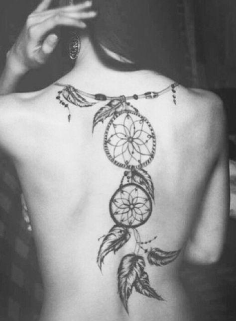 dreamcatcher tattoo | inspiration