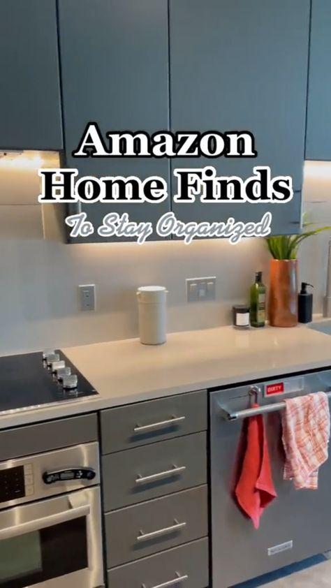 Amazon Organization Finds