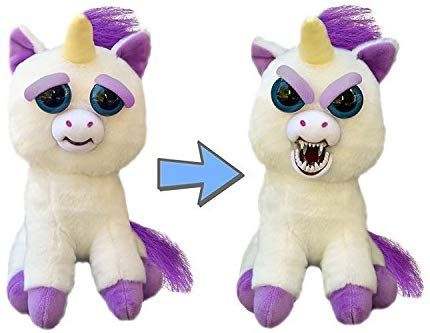 Amazon Com Feisty Pets Glenda Glitterpoop The Unicorn That Turns