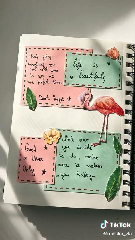 Vikky(@_vickys_journal_tt) has created a short video on TikTok with music Spring. How was your day guys? ☺ IG: _vickys_journal_ #journaling #asmr #satisfying #aesthetic #скрапбукинг #therapy #naturevibes #bujo #scrapbooking