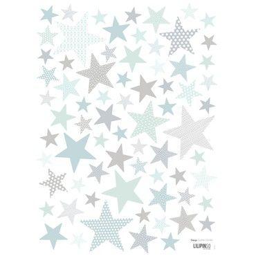 Verwonderend De 82 beste afbeeldingen van jongenskamer sterren / boysroom stars TU-05