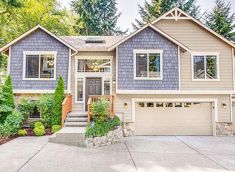 Best 25+ Split level house plans ideas on Pinterest | House design ...
