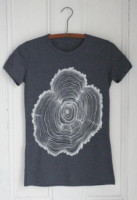 INTERESTPRINT Childs T-Shirt Indigo Tie Dye Pattern XS-XL