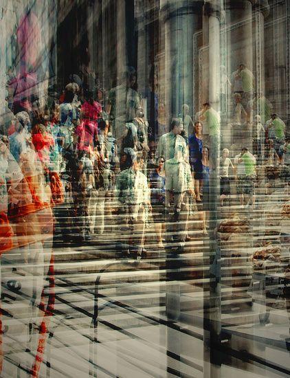 Stephanie Jung Photography Berlin 芸術写真 未来派 モーションブラー