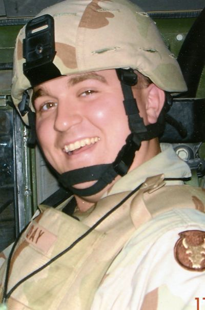 Army SSG. David F. Day, 25, of Saint Louis Park, Minnesota.  Died February 21, 2005, serving during Operation Iraqi Freedom. Assigned to 1st Battalion, 151st Field Artillery, 34th Infantry Division, Minnesota Army National Guard, Montevideo, Minnesota. Died of injuries sustained when an improvised explosive device detonated near his position during combat operations in Baghdad, Iraq.