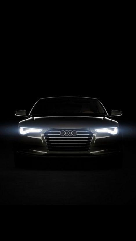 Audi Dark Iphone Wallpaper Free Getintopik In 2020 With Images