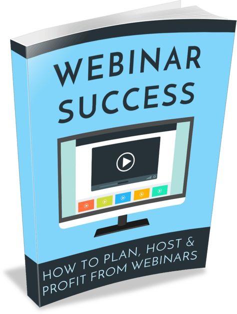 Webinars Premium PLR Package 20k Words | PLR Webinar Success Pack