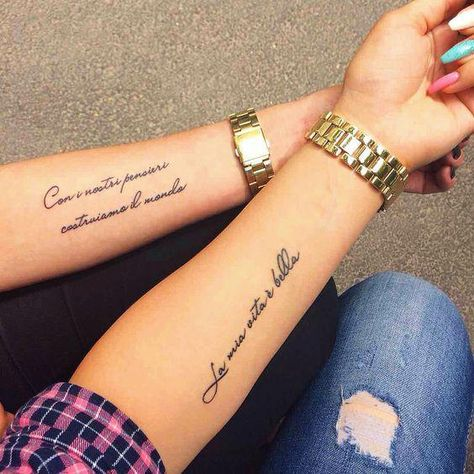 tattoo frases; inspirational tattoos quotes; quotation tattoos for women and men; meaningful tattoos; inspirational tattoos; ink tattoos. #tattoosformen